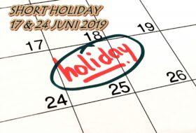 Short Holiday 2019 || MAHESA INSTITUTE